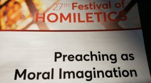 Festival of Homiletics program cover