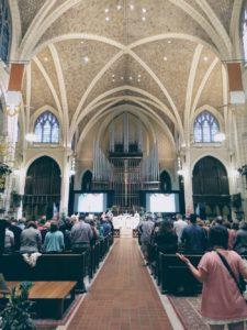 Central Lutheran Church sanctuary